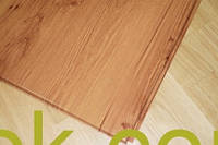 Плита подвесного потолка Армстронг 600х600 металлическая под дерево Ольха рыжая