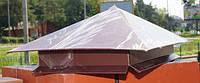 Крышки для столбиков любой размер и цвет МЕТАЛ Размер до  500х500 мм Глянец