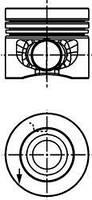 Поршень MB VW Caddy/Crafter 2.0TDI 10- (STD/81.01mm)