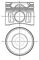 Поршень (к-кт) Ford Transit 2.2 TDCi 11- 88,00mm STD
