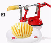 Машинка для резки картофеля спиралью Spiral Potato Chips, фото 1