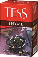 Чай  ТЕСС  черный Тайм  90гр.