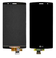 Оригинальный дисплей (модуль) + тачскрин (сенсор) для LG G4 Beat   G4S   H731   H734   H735   H736 (черный)