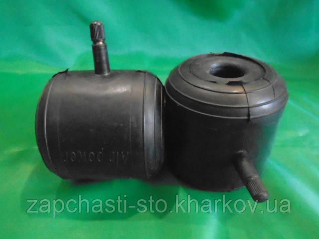 Пневмоподушки передние для стойки амортизатора 90Х90мм