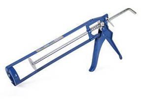 """Пистолет для выдавливания силикона, """"скелет"""" Миол 09-150"""