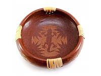 """Блюдо терракотовое """"Саламандра"""" (d-16.5 h-4.5 см) ( 30293C)"""