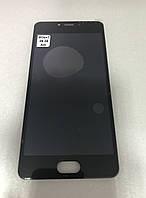 Дисплей Meizu M3s с сенсором черный