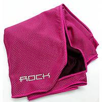 Полотенце для тренировки Rock Sports Cooling Towel (Rose Red)