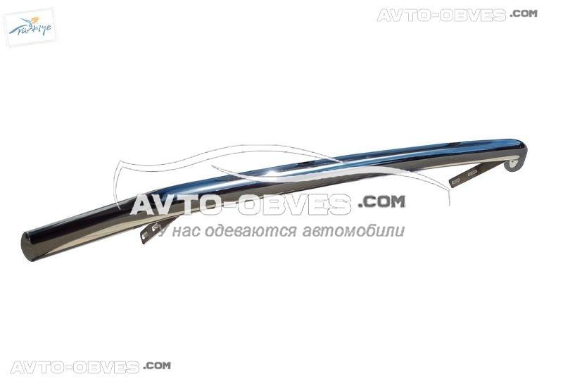Защитная дуга одинарная Mitsubishi Pajero Sport I
