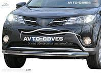Защитная дуга одинарная для Toyota Rav4 2013-2016
