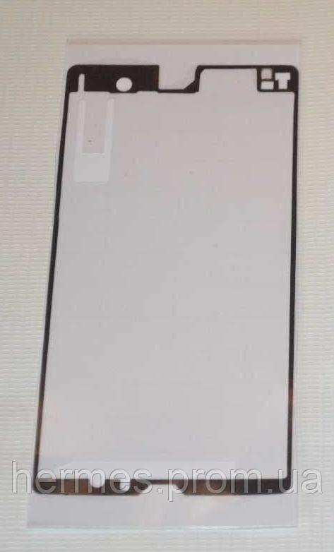 Скотч (клейкая лента) для приклеивания сенсора (тачскрина) Sony Xperia Z C6602 | C6603 | L36h - ГЕРМЕС интернет-магазин в Киеве