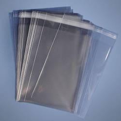 Пакеты полипропиленовые 400х500 с клейкой лентой (25 мкм)