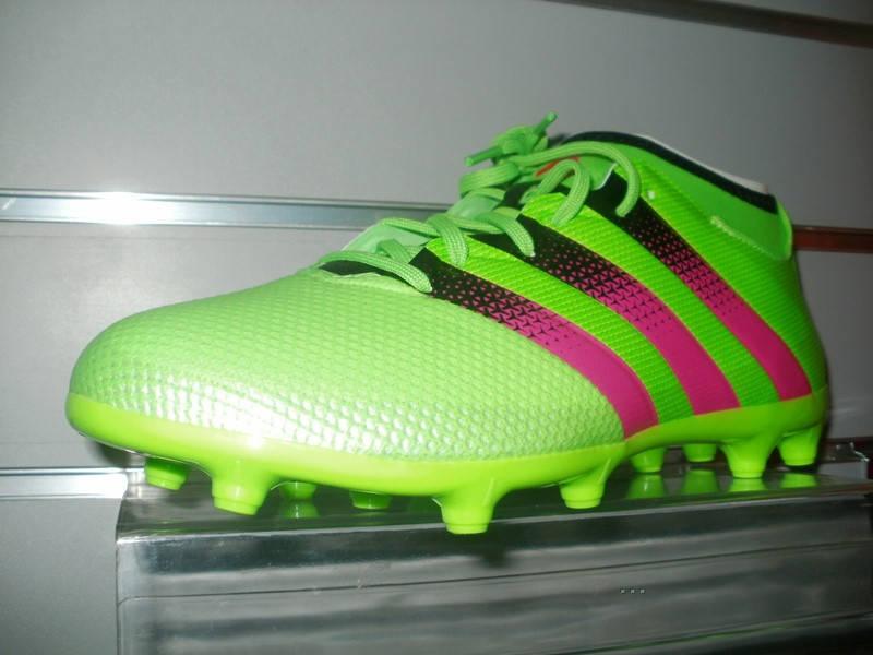 quality design 8676a f6f85 Футбольные бутсы adidas ACE 16.3 Primemesh FG AQ2555