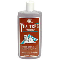 Шампунь Ring5 Tea Tree для собак с экстрактом чайного дерева, 355 мл