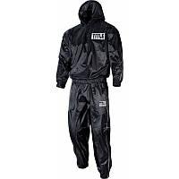 Костюм для сгонки веса / Термокостюм TITLE Pro Hooded Sauna Suit