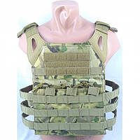 Бронежилет JPC Plate Carrier Multicam
