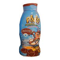 Детский шампунь+гель для купания 2 в 1 Pinio (шоколад) после 1 года 500 мл