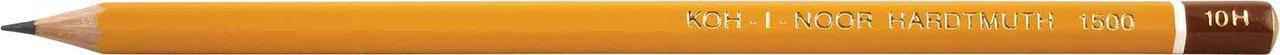 Олівець графітний 1500, 7Н, фото 2