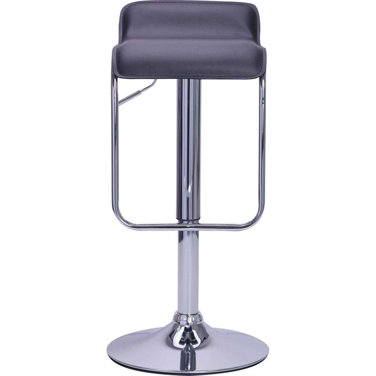 Барний стілець Nancy чорний, Хокер