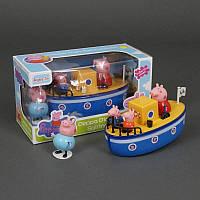Игровой набор LQ 912 A морские приключения Свинки Пеппы