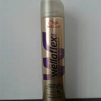 Лак для волос Wellaflex 250 мл. (Велла Объем для тонких волос №5 )