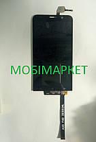 Модуль (сенсор+дисплей) для Asus ZenFone 2 (ZE551ML) чорний, фото 2