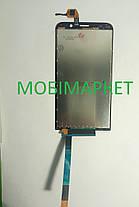 Модуль (сенсор+дисплей) для Asus ZenFone 2 (ZE551ML) чорний, фото 3