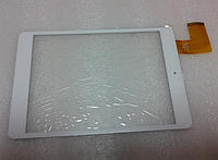 Оригинальный тачскрин сенсор (сенсорное стекло) BB-Mobile Techno 7.85 3G TM859L TM859M белый тип 1 самоклейка