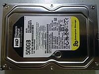 """HDD 3.5"""" Western Digital 500GB SATA2 WD5003ABYX - №1996"""