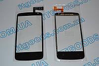 Тачскрин / сенсор (сенсорное стекло) для HTC Desire 500 (черный цвет)