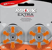 Rayovac Extra Premium 13 (1,45 V) - 12 шт.