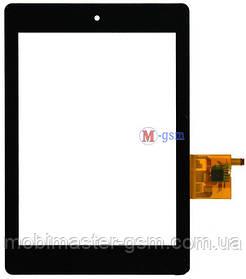 Тачскрин (сенсорный экран) Acer Iconia Tab A1-810, A1-811 черный