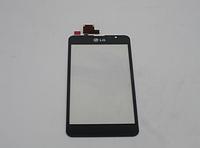 Тачскрин / сенсор (сенсорное стекло) для LG Optimus F5 P875 (черный цвет)