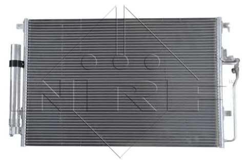 Радиатор кондиционера Mercedes Sprinter 906 06- NRF