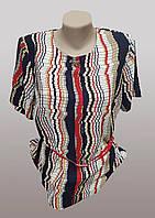 Блуза женская с ремешком