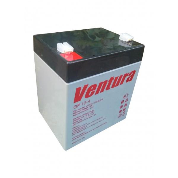Аккумуляторная батарея Ventura GP 12-4 (12V, 4 Ah)