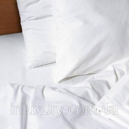 """Комплект постельного белья белый """"Viluta-Ранфорс"""", евро №6, фото 2"""