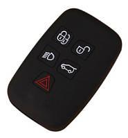 Чехол для ключа силиконовый Land Rover Range