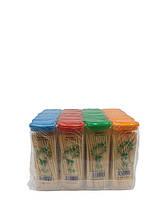 Зубочистки бамбуковые
