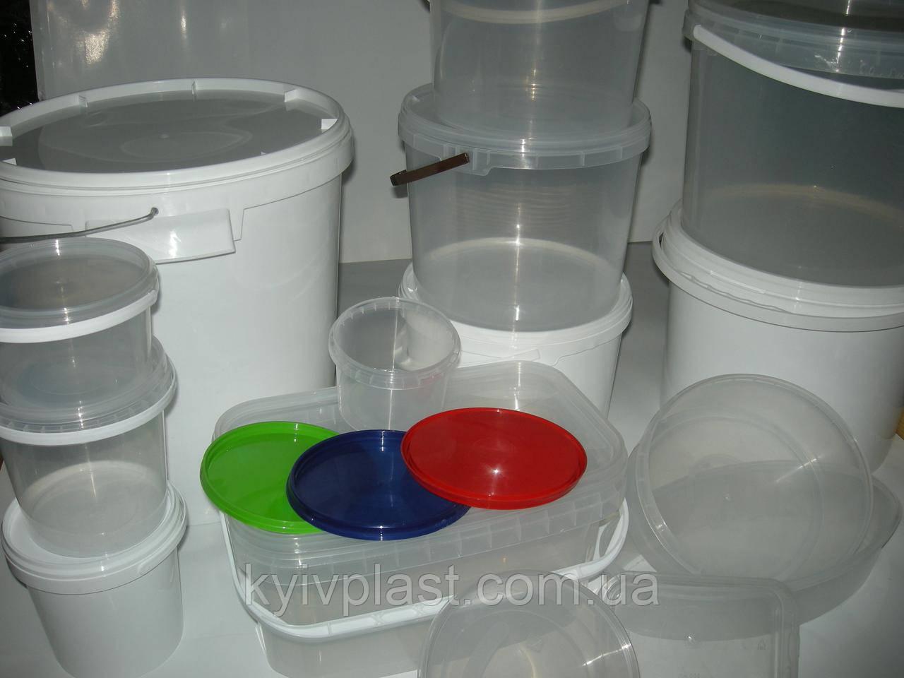 Пластиковая тара пищевая
