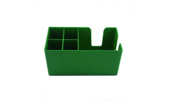 B001G Барний організатор 50x25 см, колір зелений, фото 2