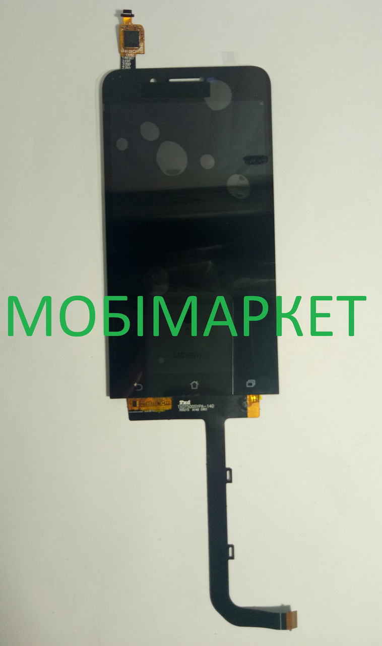 Модуль (сенсор+дисплей) Asus ZenFone Go (ZC500TG) чорний