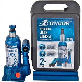 Домкрат гидравлический CONDOR K5102