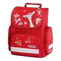 Рюкзак школьный Herlitz Mini Red