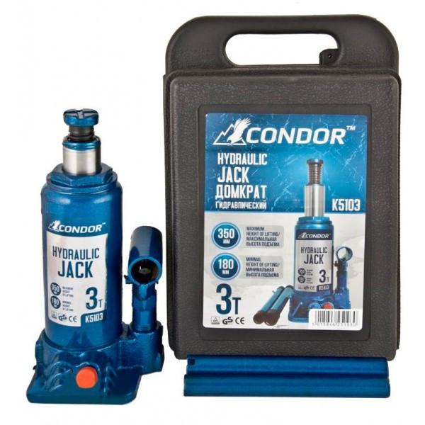Домкрат гидравлический CONDOR K5103