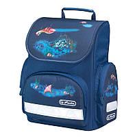 Рюкзак школьный Herlitz Mini Blue Pirate