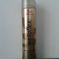 Лак для волос Wellaflex 200 мл. (Велла блеск и фиксация №5)