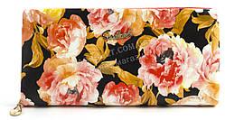 Интересный мягкий женский кошелек барсетка с качественной эко кожи SARALYN art. 315XC красный