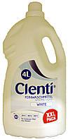 Жидкий стиральный порошок для белых вещей Сlenti Feinwaschmittel  White 4л.