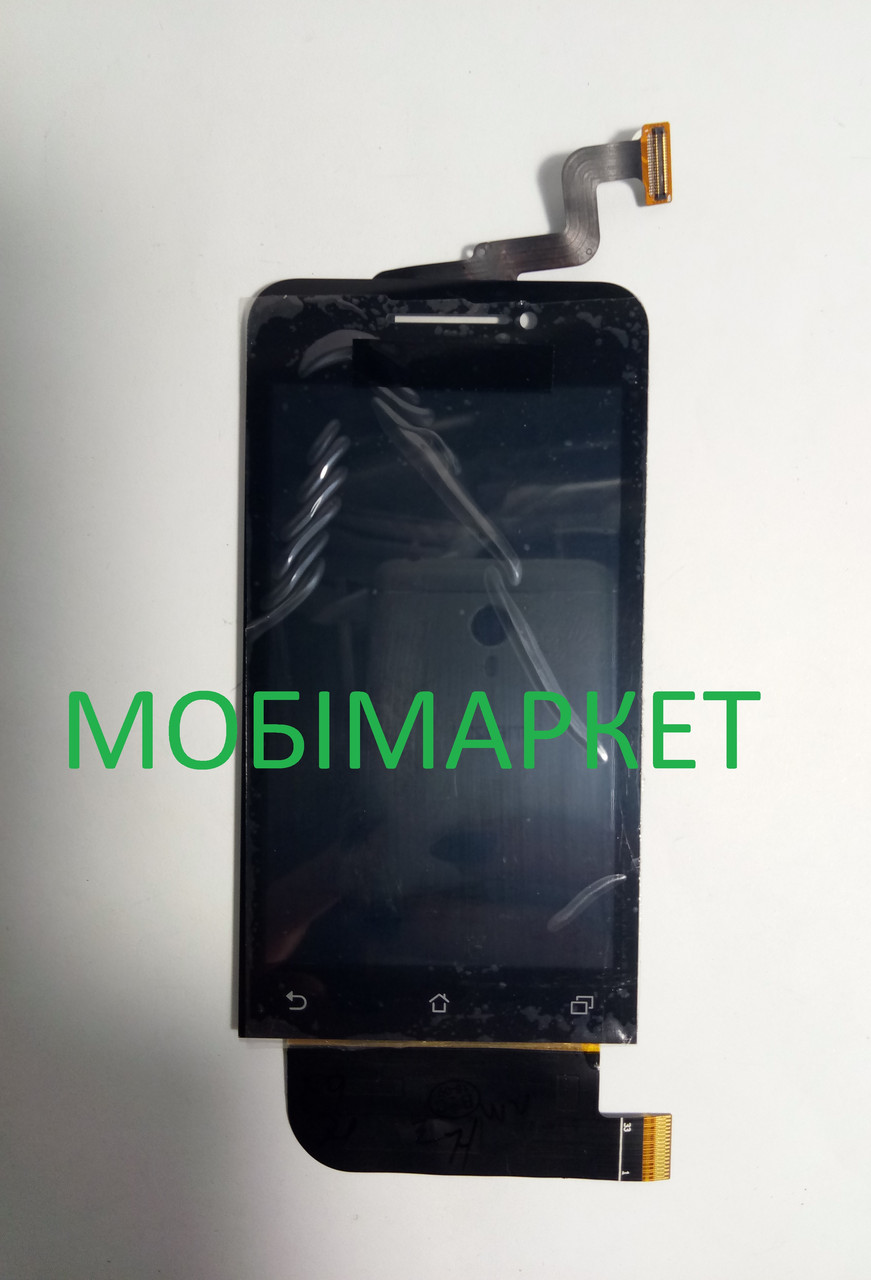 Модуль (сенсор + дисплей) дляAsus ZenFone 4 (A400CXG)чорний